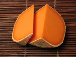 Mimolette, French Cheese, Lille, France par Julien Bompard