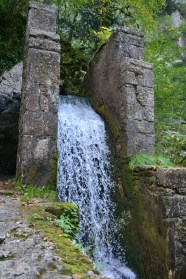 River Lison, Nans-sous-Sainte-Anne, Franche-Comté, France