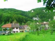 La Maison Rose, Nans-sous-Sainte-Anne, Franche-Comté, France