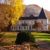 Residence de Vaux, Nans-sous-Sainte-Anne, Franche-Comté, France