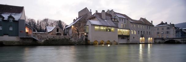 Gustave Courbet Museum, Ornans, Franche-Comté, France par http://www.musees-franchecomte.com/