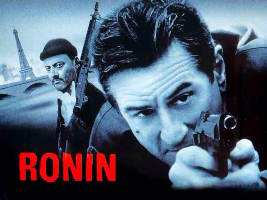 Ronin (masterless Samurai), film starring Robert De Niro ...