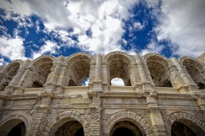 Arles, Les Arènes, Provence, France par Jean-claude LEOTY