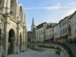 Arles, Les Arènes, Provence, France