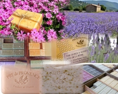 Fragrant Soaps of Provence, France