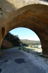 Le Pont du Gard, Provence, France