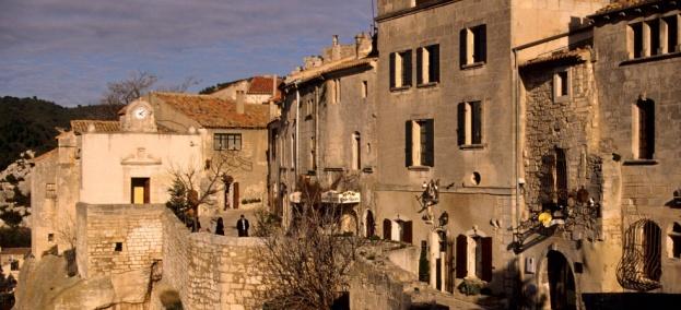 Les Baux-de-Provence, Provence, France from http://www.lesbauxdeprovence.com/en