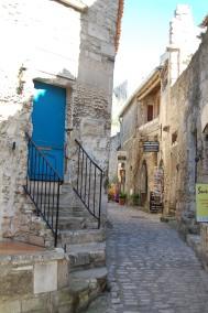 Les Baux-de-Provence, Provence, France
