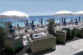 Neptune Plage, Beach, Nice, France