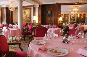 Restaurant Chantecler, Nice, France
