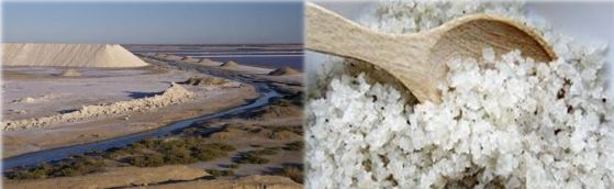 Salt Lagoons of Camargue, France