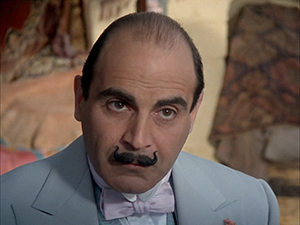 Fictitious character of Agatha Christie's novels: Hercule Poirot, BBC