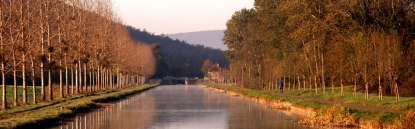Burgundy Canal Cruise, Burgundy, France