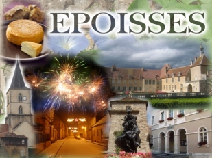 Epoisses, Village & Cheese, Burgundy, France