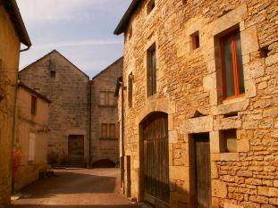 Flavigny-sur-Ozerain, Burgundy, France