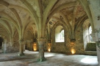 The Abbaye de Fontenay, Burgundy, France