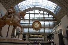 Musée d'Orsay, indoors, Paris, France
