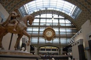Musée d'Orsay, indoors, Paris, France