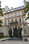 Musée Rodin, The Burghers of Calais by Auguste Rodin, Hôtel Biron, Paris, France