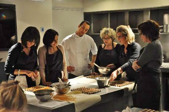 Un dimanche paris cours de cuisine paris france from - Cours de cuisine hebdomadaire paris ...