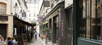 Un dimanche à Paris, Paris, France