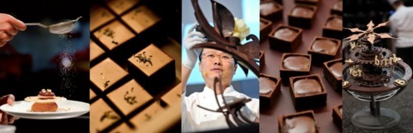 Salon du Chocolat, Paris, France from http://www.salonduchocolat.fr/