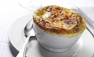 Le Procope, Onion Soup, 13 rue de l'Ancienne Comédie, 6th arrondissement, Paris, France