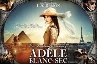 Les aventures extraordinaires d'Adèle Blanc-Sec, film by Luc Besson, France