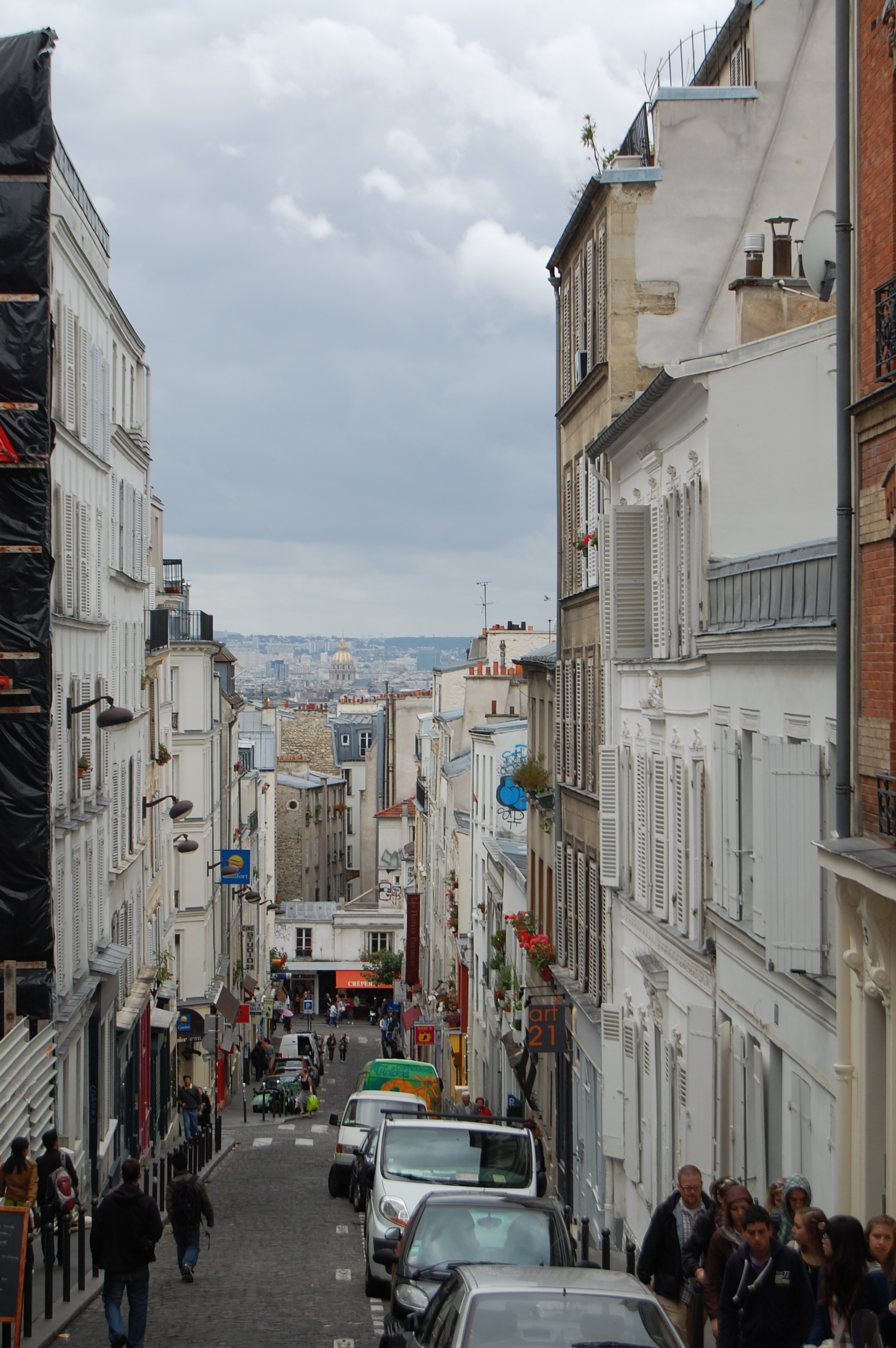 Sous Le Ciel De Paris Under The Paris Sky Le Splendide