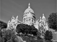 Sacré-Cœur Basilica, Montmartre, Paris, France